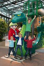 Playmobil Funpark 3 Tage/ 2Ü/ 2 Pers. & 2 Kinder frei/ FR