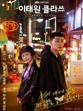 ITAEWON CLASS OST 2020 Korea JTBC Drama Full Package + Tracking Number