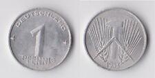 C00359 Deutschland / DDR 1 Pfennig 1953 A, Erhaltung