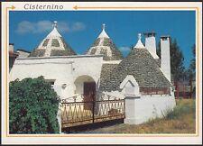 AA5700 Brindisi - Provincia - Cisternino - Trulli - Valle d'Itria - Cartolina