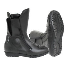 Diora Strada Leather Waterproof Touring Motorcycle Motorbike Boots Reinforced