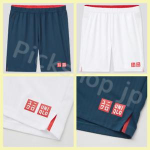 UNIQLO Shorts × Roger Federer tennis player 2021 RF Dry Shorts 21FRA Size : S-XL