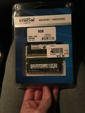 Crucial Memory Ddr-2400 Sodimm 8gb Computer Memory