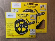 Osymetric Chainrings for Campagnolo crankset: 50/34T BCD145/112 mm NEW