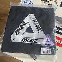 Palace Skateboards Lilac Tri To Help Tee X-Large ✅ FREE DELIVERY ✅
