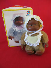 RARE Vintage Bebe BABY Murphy ESTRELA Plush Ape Monkey (Applause) & BOX