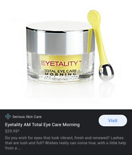 serious skincare eyetality total eye care