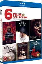 The Conjuring Universe: 6 Film Collection Blu Ray