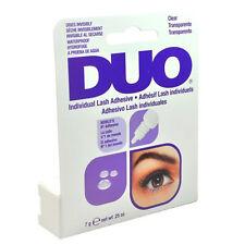 DUO False Eyelash Glue Adhesive Waterproof Clear 1/2oz