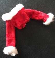 Bratz Doll Clothes Yasmin ou Cloe's original vacances rouge & blanc en fourrure synthétique Femme