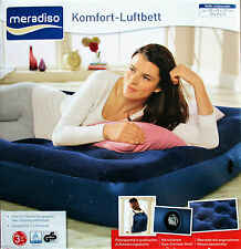 MERADISO MATELAS AIR Lit Gonflable de camping 2 personnes NEUF