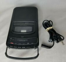 Optimus Portable Cassette Tape Recorder Player CTR-108