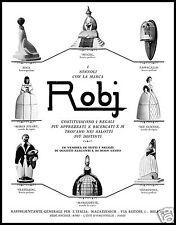 ROBJ PARIS CERAMICHE NINNOLI ART DECO BRUCIA PROFUMI SCATOLE CIPRIA DONNINE 1926