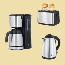 WMF Frühstücksset Bueno - Thermo-Kaffeemaschine / Toaster / Wasserkocher 1,7 L