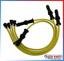 NEW IGNITION WIRES SET for SUBARU IMPREZA 93-96 H4 1.8L 2.2L LEGACY 90-96 2.2L