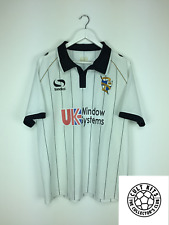 Port Vale 12/13 Home Football Shirt (L) Soccer Jersey Sondico