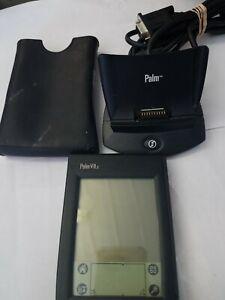 Palm V11x 7x w/ Stylus & Leather Case  touch screen Palm Computing Platform Char