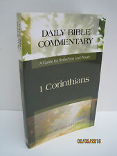 I Corinthians: A Guide for Reflection & Prayer by Jerome Murphy-O'Connor