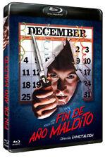 New Year's Evil NEW Cult Blu-Ray Disc Emmett Alston Roz Kelly