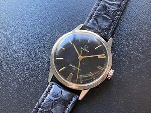 Vintage 1965 Omega Seamaster 30 Mechanical Watch