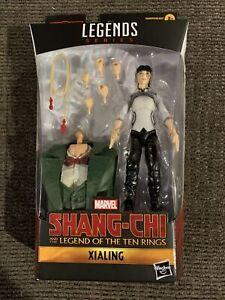 Marvel Legends Series Xialing Legend of Ten Rings Shang-Chi BAF Mr. Hyde