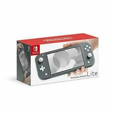 Switch Lite Console Grey Brand New with Free Shipping in Canada