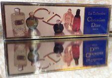 "CHRISTIAN DIOR "" LA COLLECTION"" MINIATURE PERFUME GIFT SET  Rare Vintage"
