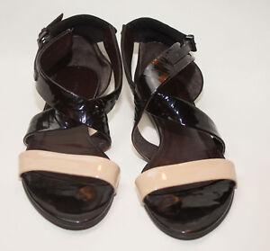 HUGO BOSS ♥   ♥ Schuhe ♥ Sandalen ♥ Gr. 41 ♥ *TOPst* ♥ Lack Leder ♥ Hugo Boss ♥