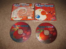 Cyber Trance - 2 CD Set - Fun Radio - Pub TV - Import Cybertrance