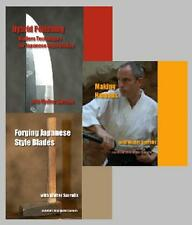 Make a Japanese Style Sword with Walter Sorrells (3 DVD Set) / katana