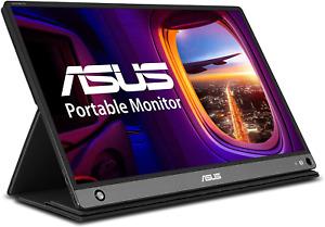 """ASUS ZenScreen Go 15.6"""" FHD Portable Monitor IPS Non-Glare Speaker Smart Case"""