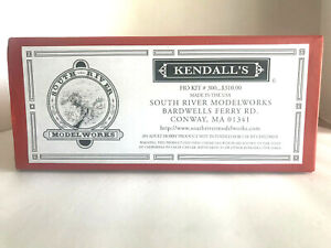 HO SCALE SOUTH RIVER MODEL WORKS - NEW KIT #300 - KENDALL'S
