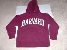 HARVARD UNIVERSITY Hoodie Sweatshirt Women's Small