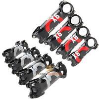 Carbon Fiber 3K MTB Road Bike Bicycle handlebar stems 31.8 * 80/90/100/110mm 7°