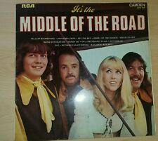 """MIDDLE OF THE ROAD 12"""" RECORD FOR SALE"""