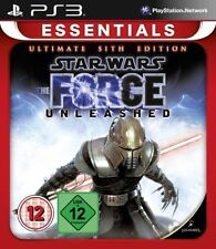 Sony PS3 Playstation 3 Spiel * Star Wars The Force Unleashed Sith Edition ***NEU