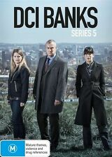 DCI Banks Series 5 : NEW DVD