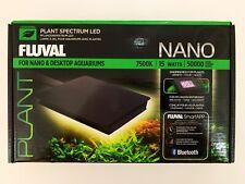 Fluval Plant LED 3.0 Bluetooth Nano Aquarium Light - 15W 7500K *NEW *FREE SHIP!