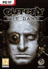 Outcry The Dawn  (PC DVD) BRAND NEW SEALED