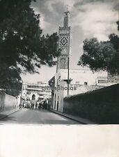 TANGER c. 1950 - Minaret Maroc - M35