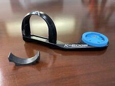 K-Edge Sport Handlebar Computer Mount for Wahoo Bolt