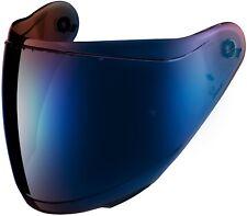 Schuberth M1 casco de motocicleta repuesto visera azul