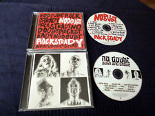 2xcds No Doubt-Rock Steady (2001) & push and shove (2012) | 24 canzoni