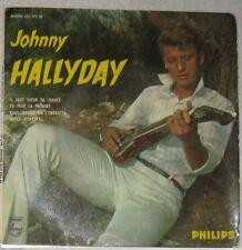"JOHNNY HALLYDAY: EP ""DOUCE VIOLENCE"""
