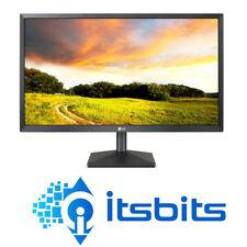 """LG 24MK400H-B 24"""" IPS LED LCD MONITOR 1920x1080 HDMI D-SUB 2MS RESPONSE NEW"""