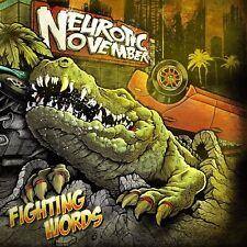 NEUFROTIC NOVEMBER - FIGHTING WORDS  CD NEUF