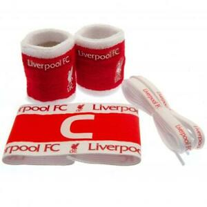 OFFICIAL LIVERPOOL FC ACCESSORIES SET, LFC, THE REDS