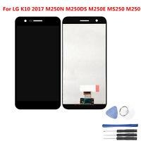 Per LG K10 2017 M250N M250DS M250E MS250 LCD Display Touch Screen Digitizer Tool