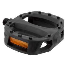 Sunlite Pedals Platform Nylon 9/16 Blk Strap Compatible