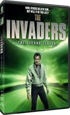 THE INVADERS - THE COMPLETE SECOND SEASON NEW DVD